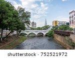 cali  colombia   june 11  view... | Shutterstock . vector #752521972