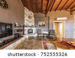 gocek  fetiye  turkey   october ... | Shutterstock . vector #752555326