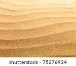 beach sand background | Shutterstock . vector #75276934
