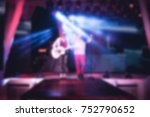 blurred for background. ibiza... | Shutterstock . vector #752790652