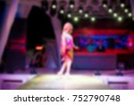 blurred for background. ... | Shutterstock . vector #752790748