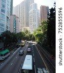 central  hong kong   november 1 ...   Shutterstock . vector #752855596