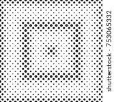 geometric seamless pattern.... | Shutterstock .eps vector #753065332