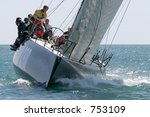 sailing at the limit vii | Shutterstock . vector #753109
