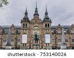 stockholm  sweden   june 21 ... | Shutterstock . vector #753140026