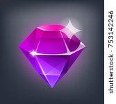 jewerly cartoon stone  gem for...