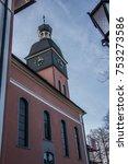 church in wissen | Shutterstock . vector #753273586