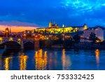 Prague Castle In Prague  In The ...