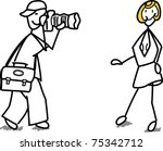 stick man photographer and...