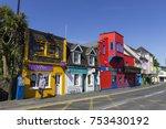 kinsale  ireland   june 4  2016 ... | Shutterstock . vector #753430192