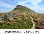 Pen Y Ghent  Yorkshire Dales  Uk