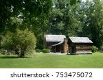 Cabins In The Great Smoky...