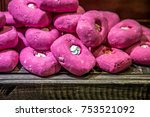 shop cosmetic handmade  bombs ...   Shutterstock . vector #753521092