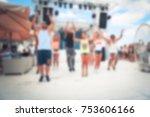 blurred for background....   Shutterstock . vector #753606166