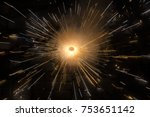 katni   india 19 october 2017 a ... | Shutterstock . vector #753651142