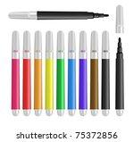 Watercolor Pen Set