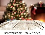 a table with space for your... | Shutterstock . vector #753772795