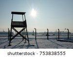 Elevated Guard Post At...