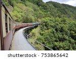 kuranda scenic railway   Shutterstock . vector #753865642