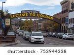 Golden  Colorado  Usa  ...