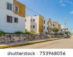 isla mujeres  cancun  mexico  ...   Shutterstock . vector #753968056