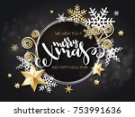 vector illustration of... | Shutterstock .eps vector #753991636