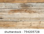 old barn wall wood background | Shutterstock . vector #754205728