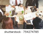 Small photo of Employee or Marketing Teams are jointly Meta Analysis of Strengths, weaknesses and product. Including brainstorming to plan for Cooperation with Business Partners and Stockholder a part of success.