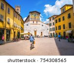 Lucca  Italy   June 18  2015  ...