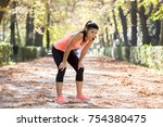 young beautiful and attractive...   Shutterstock . vector #754380475
