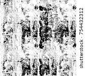 dark grunge background. black... | Shutterstock . vector #754432312