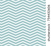 chevrons abstract pattern... | Shutterstock .eps vector #754432606