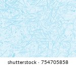 Winter Frosted Glass Abstract...