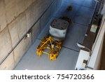 modern technological complex...   Shutterstock . vector #754720366