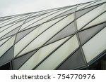roof steel structure | Shutterstock . vector #754770976