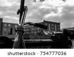 very old bike | Shutterstock . vector #754777036