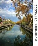 kentpark  sakarya  turkey.... | Shutterstock . vector #754782322