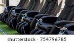 bangkok  thailand   novenber 7  ... | Shutterstock . vector #754796785