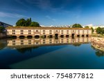 strasbourg  france  august 06... | Shutterstock . vector #754877812