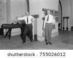 vice president calvin coolidge... | Shutterstock . vector #755026012