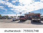 centerville  texas  us nov 10 ... | Shutterstock . vector #755031748