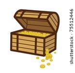 money concept | Shutterstock .eps vector #75512446