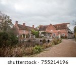 Flatford Mill Building Old...