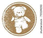 Drawing Teddy Bear In Circle...