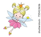 Little Fairy. Sweet Lady Fairy...