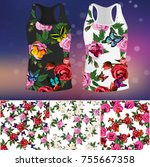 Trendy Fashion Rose And...