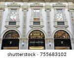 Milan   Italy   Luis Vuitton...