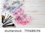wallpaper for professional... | Shutterstock . vector #755688196