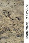stone relief  rustic grunge... | Shutterstock . vector #756199072
