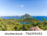View Of The Islands Of Terre D...